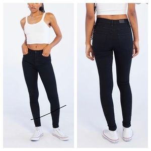 Urban Outfitters BDG Twig high rise Black jeans 30